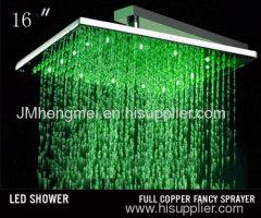 big top shower