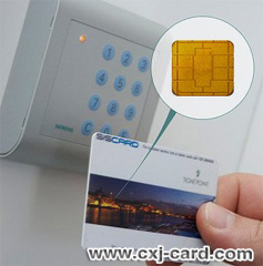 13.56 Mhz RFID Cards for access control