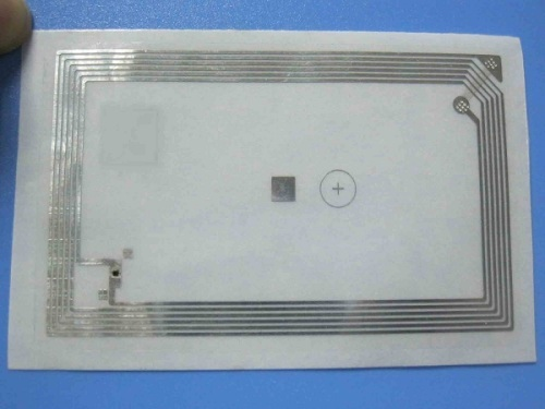 RFID Inlay for Label