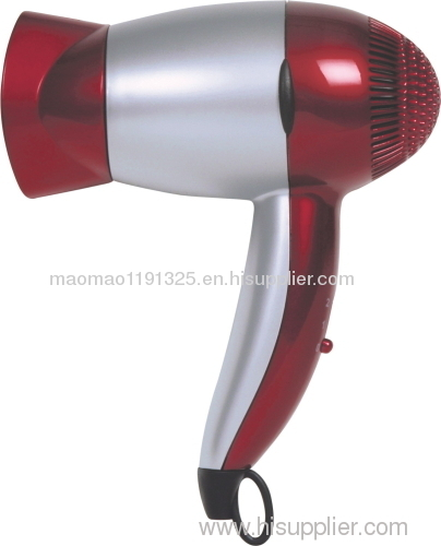 hot travel hair dryer HD-3202 with diffuser
