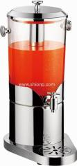 7L fruit juice dispenser machine