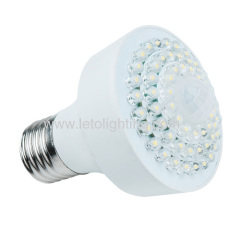 3.0W 60pcs DIP LED PIR sensor lamp