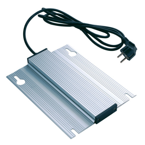 Element heater for rectangular chafing dishes