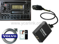 Volvo iPhone/iPod Integration kit car adapter audiointerface