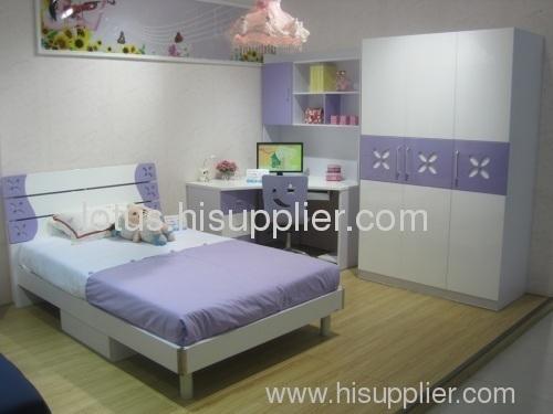 kids mdf bedroom set china children bedroom furniture