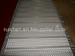Stainless steel conveyor mesh belts