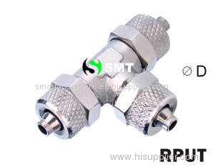 RPUT Rapid Fittings Pneumatic Fitting