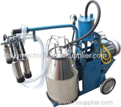 piston milking machine