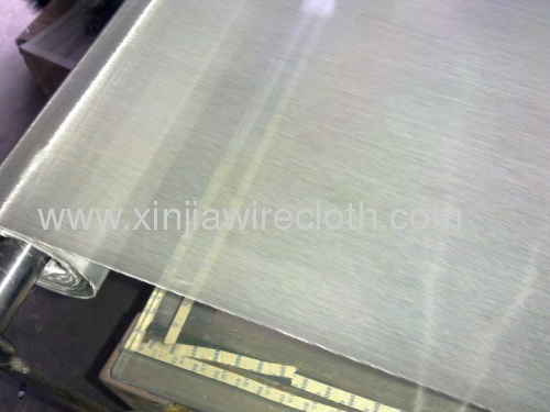 30Mesh 0.05mm Ultra-Thin Stainless Steel Wire Cloth from China ...