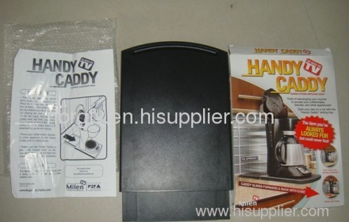Handy Caddy Countertop Kitchen Appliance Tray
