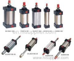 SU Standard Cylinders