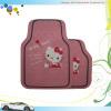 red car floor mats AQD-3106-6