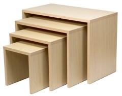 Nesting Merchandiser Tables
