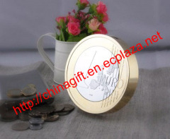 Jumbo Coin Money Bank