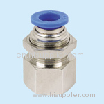 one touch tube fittings g thread