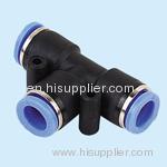 Air pneumatic tube fittings