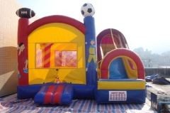 ICB-930 sport inflatable combo