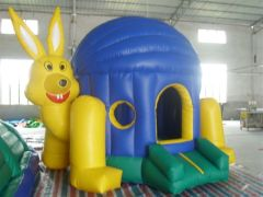 IB-702 rabbit castle bounce, bounce house inflatables