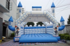 IB-703 inflatable castle, bounce house