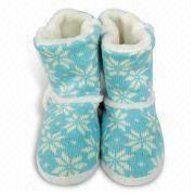 Fashion girl boots Women's Boots with Lamb Fleece Lining