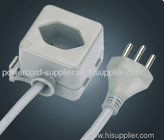 extension socket for iroing board