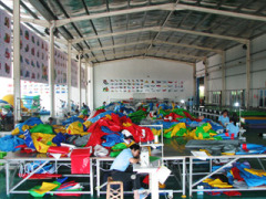 GUANGZHOU AIYU INFLATABLE PRODUCTS CO., LTD.