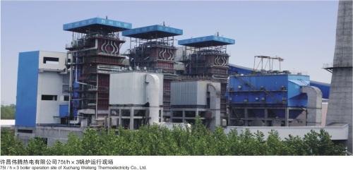 Tehran  Iran waste heat boiler