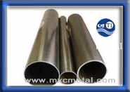cold-rolling weled titanium pipe for chemical
