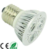 high power 3w white E27 LED spotlight