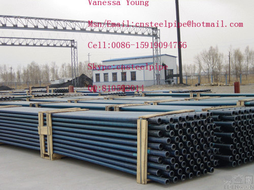 Sch 40 Steel Pipes