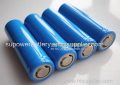 SuPower 3.7V 750mAh 14500 / AA Size Li-ion Cell