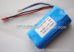 7.4V 1500mAh Li-ion Battery Pack for Syma 9053 RC Helicopter