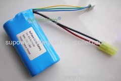 SuPower 7.4V 1500mAh Li-ion Battery Pack for FXD-A68689/68688 RC Helicopter