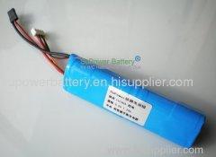 9.6V 1200mAh Li-FePO4 Receiver Battery Packs for FUTABA10CHG