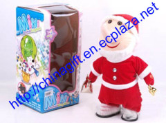 Music Christmas Santa Claus Gift
