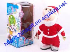 Music Christmas Santa Claus Gift