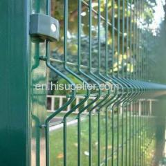 railway welded wire mesh fences