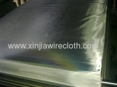 165Mesh 0.025mm Stainless Steel Wire Mesh