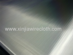 165Mesh 0.035mm Stainless Steel Wire Mesh