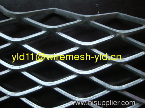 expanded metal mesh for buliding