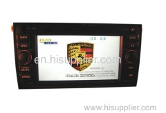 7 INCH CAR DVD PLAYER WITH GPS FOR PORSCHE CAYENNE