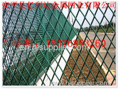 galvanized standard expanded metal mesh