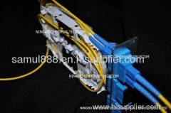 Plug In Fiber Optic Splicing Patching ModuleModular Splicing Patching Tray