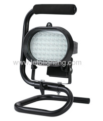 LED Rechargeable Working Lamp 44led black Made in China