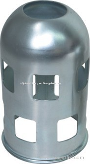 Protecting hood hardware fittings accessories