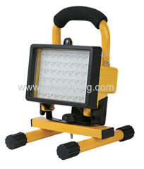 LED Rechargeable Working Lamp 48led 240lm Made in China