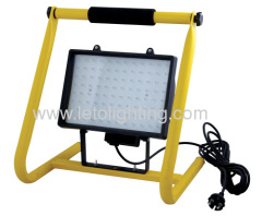 LED Rechargeable Working Lamp 96led 450lm Made in China