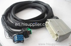 Auto testing wire harness