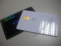 SLE5542 Contact IC Smart Card