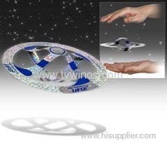 Mystery Flying UFO